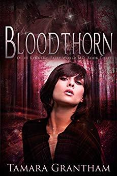 Bloodthorn - Tamara Grantham