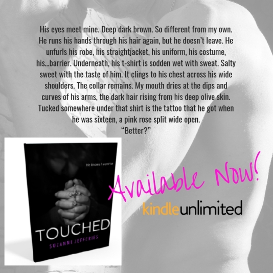 Touched Available ad